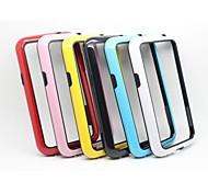 For Samsung Galaxy Case Shockproof Case Bumper Case Solid Color PC Samsung Win