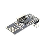 cheap -Upgraded 2.4GHz NRF24L01 Wireless Transceiver Module for (For Arduino)