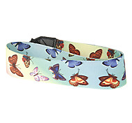 S-3 Colorful Butterfly Images Camera Strip