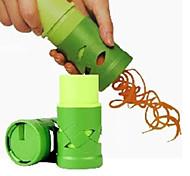 cheap -Plastic Creative Kitchen Gadget Vegetable Peeler & Grater