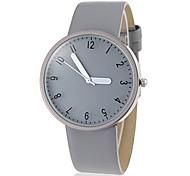 Women's Watch Simple Round Dial  Quartz Analog Wrist Watch Cool Watches Unique Watches Fashion Watch Strap Watch