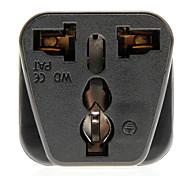 AC Universal Travel Power Adapter Plug (Nero, Plug)