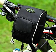 cheap -FJQXZ Bike Handlebar Bag Waterproof Bike Bag Nylon / 600D Polyester Bicycle Bag Cycle Bag Cycling / Bike