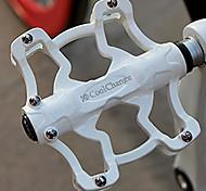 Недорогие -Велоспорт Педали Велоспорт / Горный велосипед / Шоссейный велосипед Белый Алюминиевый сплав