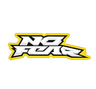 NG Pattern Decorative Car Sticker