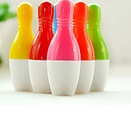 cheap -Colorful Bowling Shaped Ball Pen