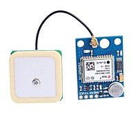 cheap -GY-GPS6MV1 GPS APM2.5 Module with Antenna - Deep Blue (3~5V)