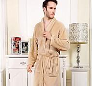 Fresh Style Bath Robe,Solid Superior Quality 100% Coral Fleece Woven Plain Towel