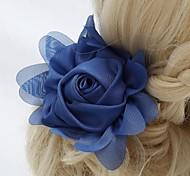 Недорогие -Женский Для девочек Шифон Заставка-Свадьба Особые случаи на открытом воздухе Цветы