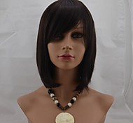 Women Synthetic Wig Short Straight 2/33 2/30H With Bangs Natural Wigs Costume Wig