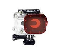 защитный футляр Погружение фильтр Для Экшн камера Gopro 5 Gopro 3 Gopro 2 катание на лодках Каякинг Вейкбординг Дайвинг Серфинг