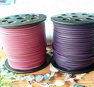 cheap -Cord & Wire / Chains Leather Purple / Pink 1 pcs 100 cm For