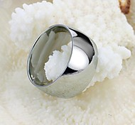 Smooth Personality Titanium Steel Men's Ring Jewelry Christmas Gifts