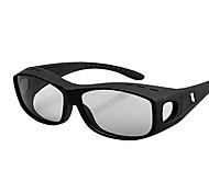 luz polarizada reedoon retardador modelado gafas 3d para 3d TV