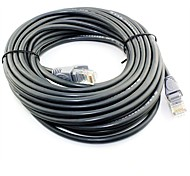cheap -10M 33FT High Quality Cat5E RJ45 to RJ45 Ethernet Network Cable Free Shipping