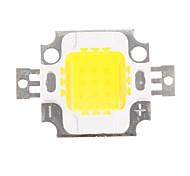 10W 800-900LM ad alta potenza integrato 4500K bianco circuito integrato del LED Natural (9-12V)
