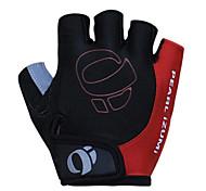 Недорогие -KORAMAN® Спортивные перчатки Муж. Перчатки для велосипедистов Лето Велоперчатки Анти-скольжение / Дышащий Без пальцев НейлонПерчатки для