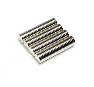 cheap -Magnet Toy Building Blocks / Neodymium Magnet / Super Strong Rare-Earth Magnets 50pcs 6mm*1 Magnet Magnetic Gift
