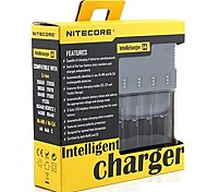cheap -Nitecore I4 Chargers High Quality Quick Charging for Li-ion Nickel Metal Hydride Nickel Cadmium 26650, 22650, 18650, 17670, 18490, 17500,