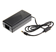 EU Plug AC110-240V to DC 12V 6A 72W LED Power Adapter High Quality