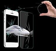 casebox® ультра-тонкий закаленное протектор экрана стекло для iPhone 5 / 5S