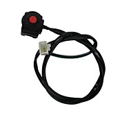 cheap -Universal Kill Stop Switch Horn Button for Motorcycle Pit Quad Bike