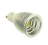 baratos -2800-3000/6000-6500lm GU10 Lâmpadas de Foco de LED 1pcs Contas LED COB Branco Quente Branco Frio 85-265V