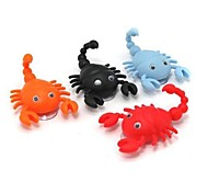 cheap -Mini Cute Scorpion Shape Hook Pothook Cap Hanger 2 Suction Cups Random Color