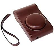 Недорогие -dengpin® защитный чехол кожа камера с ручной ремешок для Samsung Galaxy Camera 2 эк-gc200 gc120 gc110 gc100