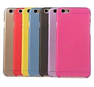 ультратонкий аргументы за ПК iphone6 плюс (разные цвета)