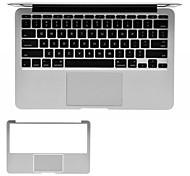 """Silber Ganzkörper-Schutzhandfläche Abschirmung Folie für Apple MacBook Pro 13.3 """""""" oder Pro 15,4 """""""""""