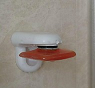 Soap Dishes Shower Metal / Plastic Multi-function / Eco-Friendly