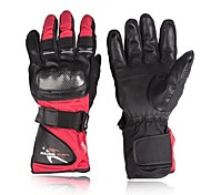 cheap -Full Finger Leather Leather Nylon Motorcycles Gloves