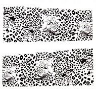 Недорогие -1x10pcs переноса воды печати ногтей стикер пропуск M75