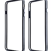 abordables -Funda Para iPhone 6s Plus iPhone 6 Plus Apple iPhone 8 iPhone 8 Plus iPhone 6 Plus Marco Antigolpes Dura ordenador personal para iPhone 8