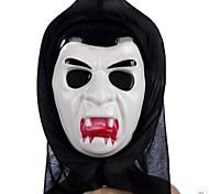 вампир ПВХ сложно Хэллоуин маска
