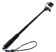cheap -Telescopic Pole Floating Hand Grip For Action Camera Gopro 5 Gopro 4 Gopro 3 Gopro 2 Gopro 3+ Gopro 1 Skiing Camping / Hiking Hunting Ski