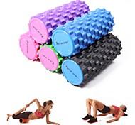 Недорогие -пена ролл массаж йога пилатес фитнес мышцы расслабиться для глубоких тканей массаж и триггер точки