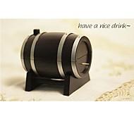 baratos -tipo barril detentor forma palito chave (cor aleatória)