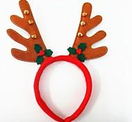 Рождественская вечеринка Симпатичная Шляпа из оленьих рогов
