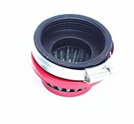 Filtro de aire de color de 58 mm para 200cc dirt pit bike