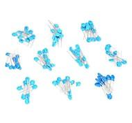 cheap -2-Pin Ceramic Capacitors Set - Blue (100 PCS)
