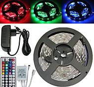 wasserdicht 5m 150x5050 SMD RGB LED-Streifen und 44key Fernbedienung und 3A uns Stromversorgung (AC110-240V)