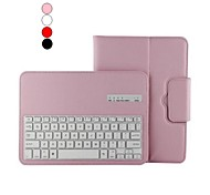 "10.1 ""PU Leather Case Bluetooth Keyboard with Stand Holder for for Samsung Tab 4 10.1 T530"