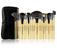 cheap -24 Makeup Brush Set Horse Others Synthetic Hair Nylon Pony Limits Bacteria Eye Face Lip