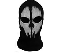 Ghost Mask Unisex Halloween Festival/Holiday Halloween Costumes Print