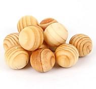5 шт естественно ароматерапия древесины вредителями молью (случайный цвет)