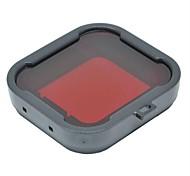 защитный футляр Погружение фильтр Для Экшн камера Gopro 5 Gopro 4 Gopro 3+ катание на лодках Каякинг Вейкбординг Дайвинг Серфинг