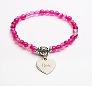 cheap -Personalized Gift Natural Stone Bracelet Crystal Strand Bracelets