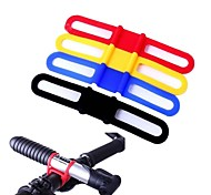 cheap -WEST BIKING® 5 Pieces Cycling Cable Ties MTB High Elastic Silicone Bike Tie Bicycle Lights holder Multifunction Straps